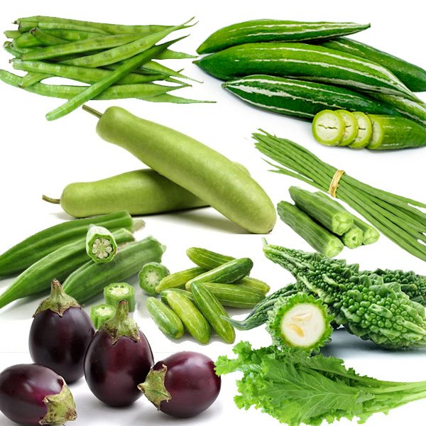 Fresh Indian Vegetables Every Friday