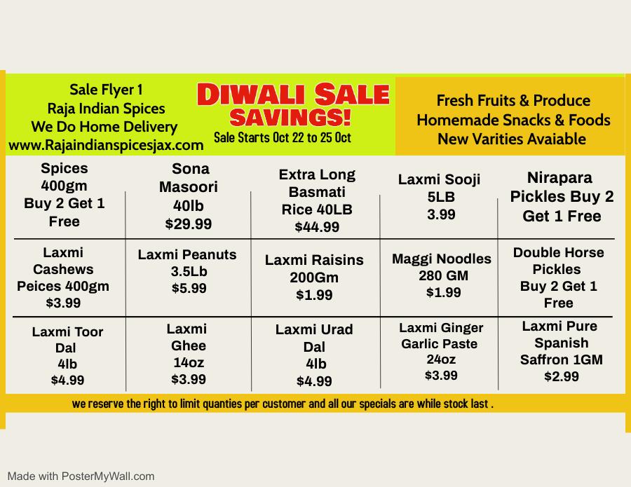 Diwali Sale Flyer 1