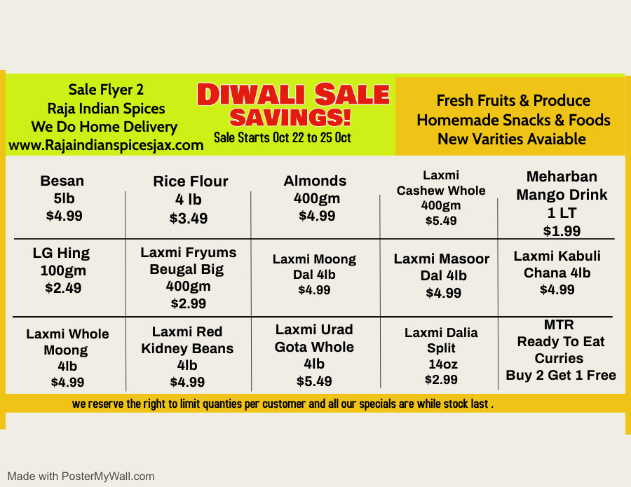 Diwali Sale Flyer 2
